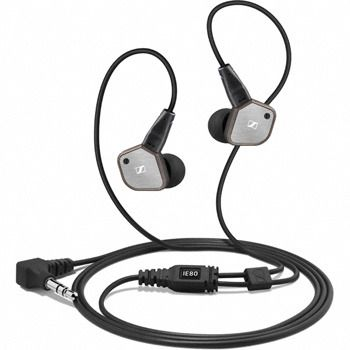 Sennheiser IE 80 Ear-Canal Headphones