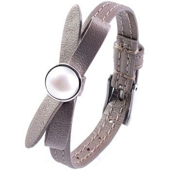 Mia's BOW Pearl Bracelet