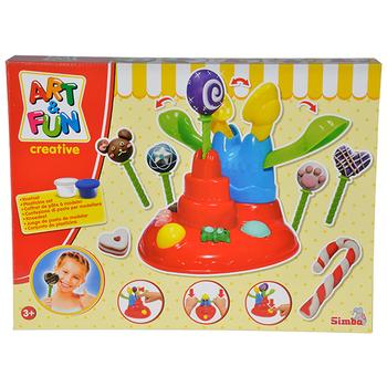 Simba ART & FUN Plastic Dough