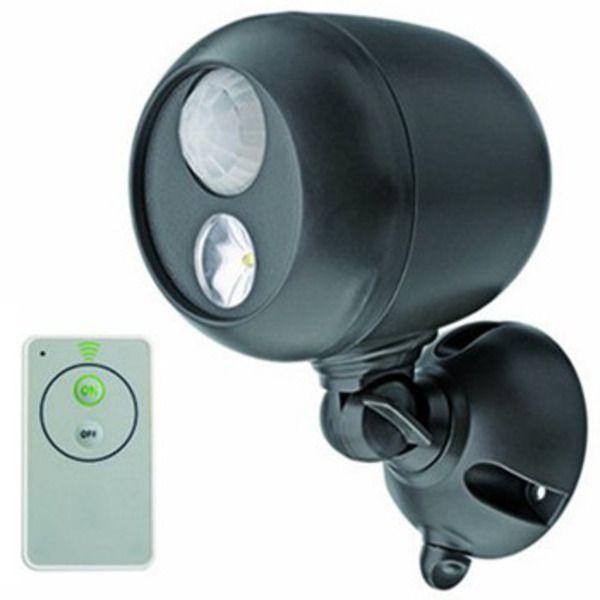 Mr Beams™ Motion-Sensor LED Spotlight + Remote Image