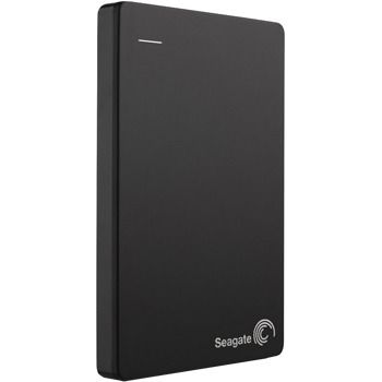 Seagate BACKUP PLUS SLIM Portable HDD, 1TB