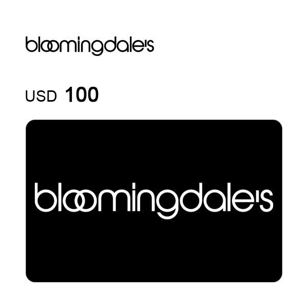Bloomingdale's Gift Card $100 Image