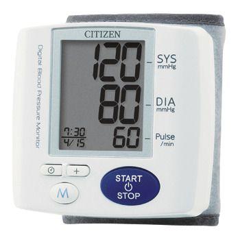 Citizen Blood Pressure Monitor CH617