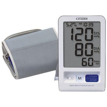 Citizen Blood Pressure Monitor CH456