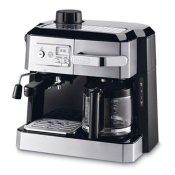 De'Longhi 3-in-1 Espresso & Drip Coffee Machine