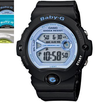 Casio BABY-G Ladies Watch BG-6903