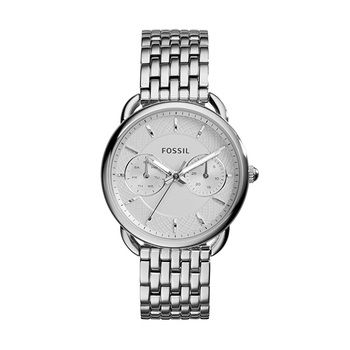 Fossil TAILOR Ladies Multifunction Watch with Steel Strap