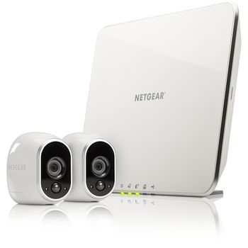Netgear Arlo Smart Home Security 2 HD Smart Camera Kit