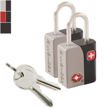 Wenger Travel Key Lock - Set of 2