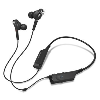 Audio-Technica ANC40BT QuietPoint® Wireless In-Ear Headphones