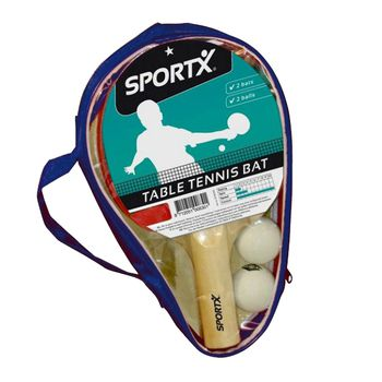 SportX DELUXE Table Tennis Set