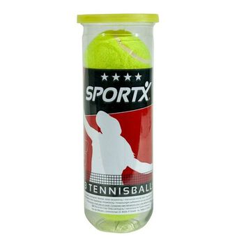 SportX Tennis Ball Set 3pcs