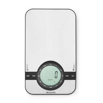 Brabantia Digital Kitchen Scale with Timer