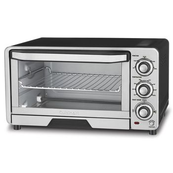 Cuisinart TOB-40 Custom Classic™ Toaster Oven Broiler