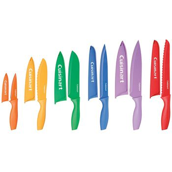 Cuisinart Advantage™ 12-Piece Knife Set with Blade Guards