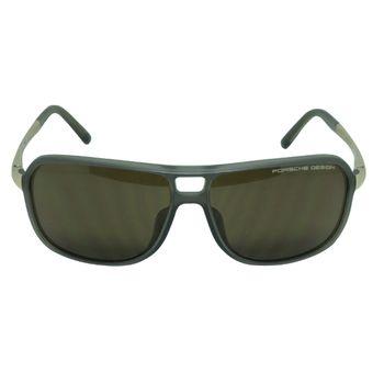 Porsche Design PD-8556C Men's Square Sunglasses