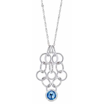 Morellato ESSENZA Necklace and Pendant with Crystal