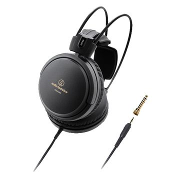 Audio-Technica ATH-A550Z Art Monitor® Closed-Back Headphones