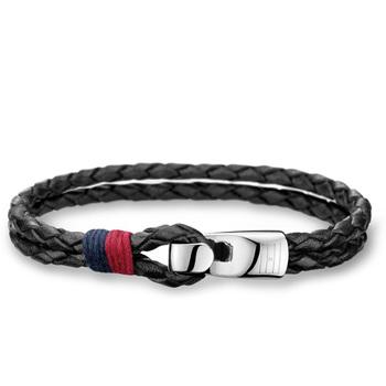 Tommy Hilfiger CASUAL CORE Men's Double-Row Bracelet