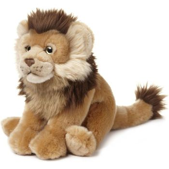 WWF Lion Plush Animal