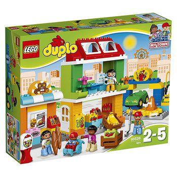 Lego DUPLO Town Square Building