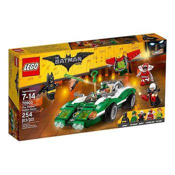 Lego BATMAN Set: The Riddler and Clayface Splat Attack