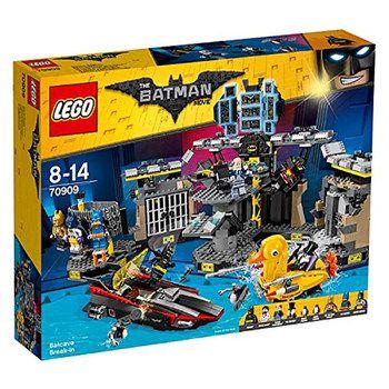 Lego BATMAN Batcave Break-in