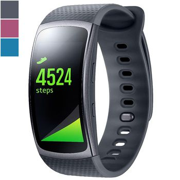 Samsung Gear Fit 2 SM-R3600 Smartwatch - Large