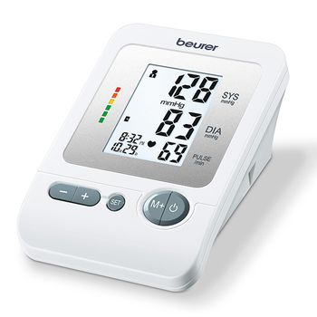 Beurer BM-26 Upper-Arm Blood Pressure Monitor
