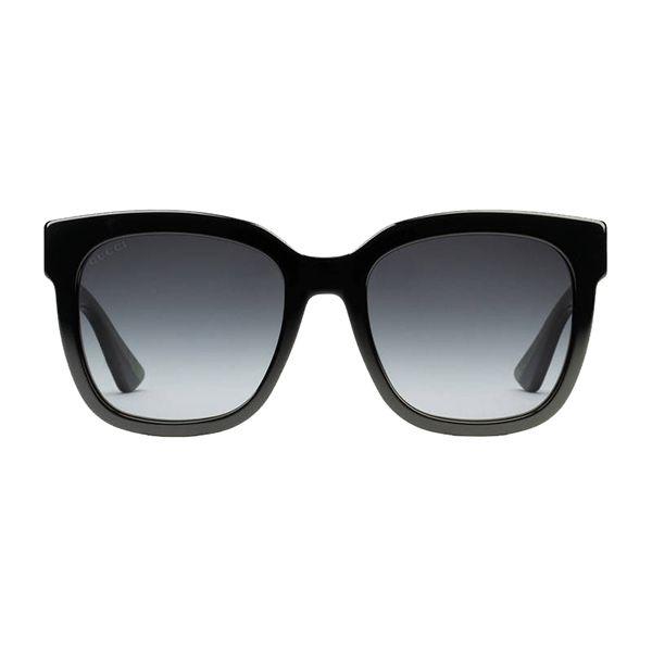 Gucci Women's Square Sunglasses GG0034S Image