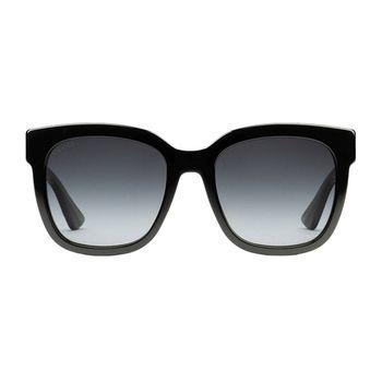 Gucci Women's Square Sunglasses GG0034S