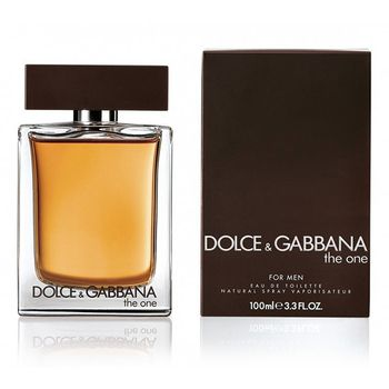 Dolce & Gabbana THE ONE Men's EDT 100ml