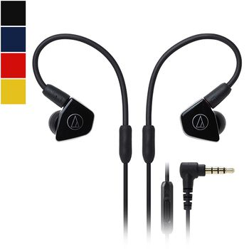 Audio-Technica ATH-LS50iS Live-Sound In-Ear Headphones