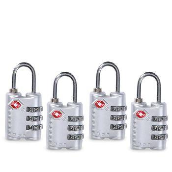 Caribee CITADEL TSA Lock 4pcs