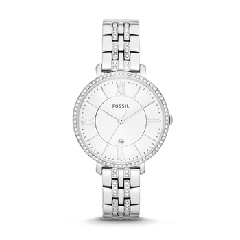 Fossil JACQUELINE Ladies Watch ES3545 with Crystals
