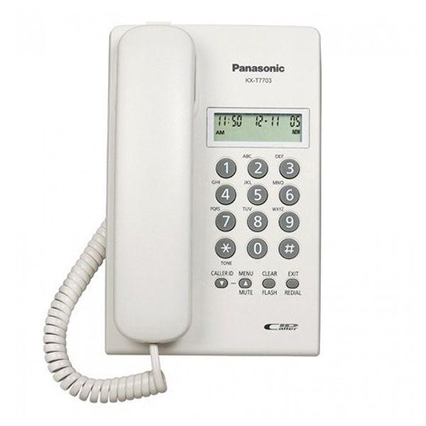 Panasonic KX-T7703 Caller ID Telephone Image