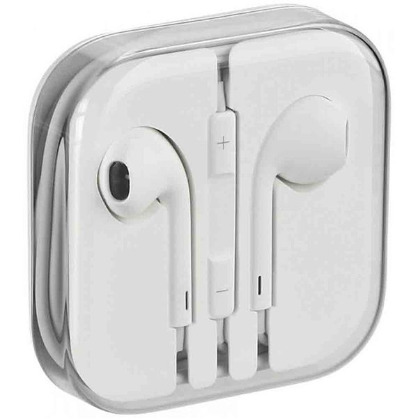 Apple In-Ear Headphones with Remote & Mic Image