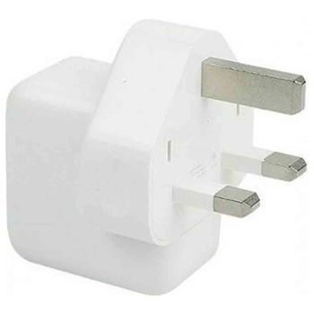 Apple USB Power Adapter 12W (UK 3-Pin)
