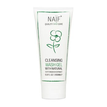 Naïf Baby Cleansing Wash Gel