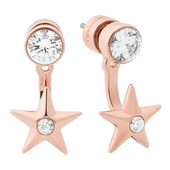 Michael Kors BRILLIANCE Earstuds with Drop Stars