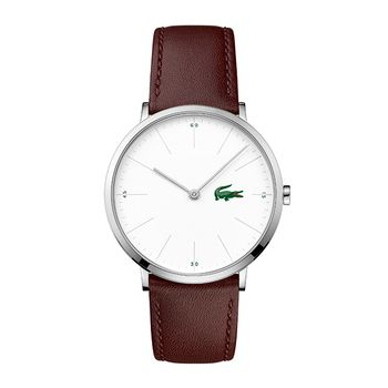 Lacoste MOON Gents Watch with Leather Strap