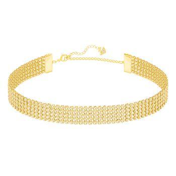 Swarovski FIT Choker or Double-Wrap Bracelet