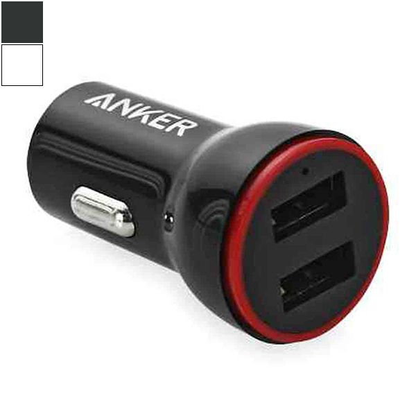 Anker PowerDrive 24W 2-Port Car Charger Image