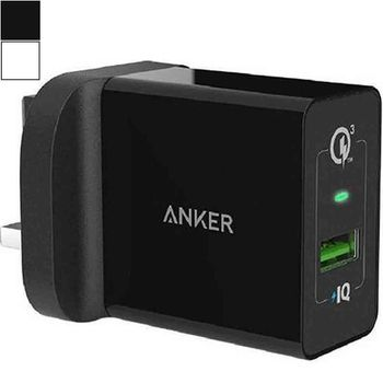 Anker PowerPort+ Single-Port USB Wall Charger