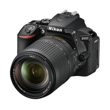 Nikon D5600 DSLR Camera with AF-P 18-140mm f/3.5-5.6G VR Lens