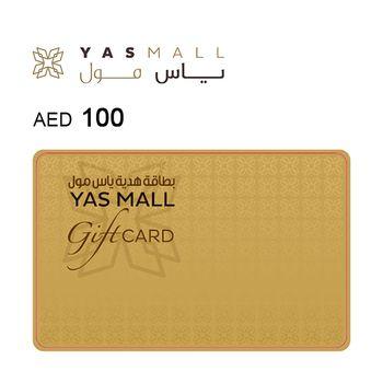 Yas Mall eGift Card AED100