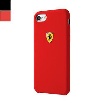 Ferrari SF Silicon Case for iPhone 7/8