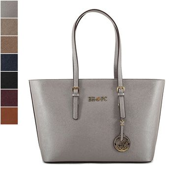 Beverly Hills Polo Club Tote Bag L
