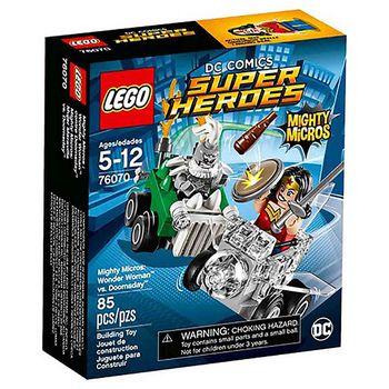Lego MIGHTY MICROS Wonder Woman vs. Doomsday