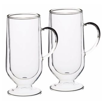 KitchenCraft Le'Xpress Irish Coffee Glass Set 2pcs